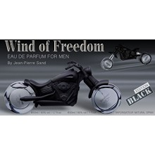 "Wind of Freedom ""Mens Black"" EdP 30+50ml men"
